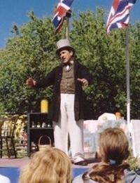 special event magician