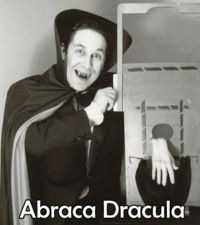 Abraca dracula- childrens magic show